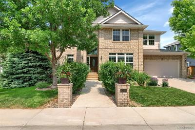 Highlands Ranch Single Family Home Active: 9788 Sylvestor Road