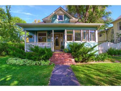 Longmont Single Family Home Active: 352 Collyer Street