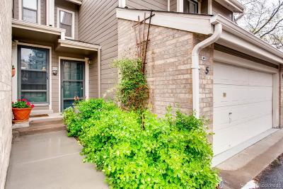 Lakewood Condo/Townhouse Active: 8799 West Cornell Avenue #5