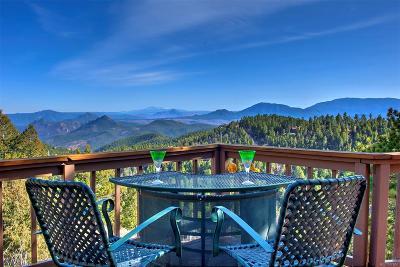 Conifer Single Family Home Under Contract: 13063 Lori Drive