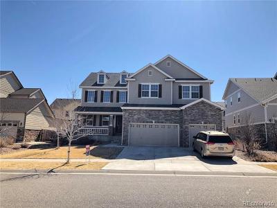 Aurora Single Family Home Active: 6612 South Kellerman Way