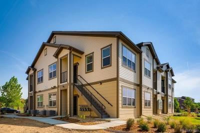 Highlands Ranch, Lone Tree Condo/Townhouse Under Contract: 4604 Copeland Circle #101