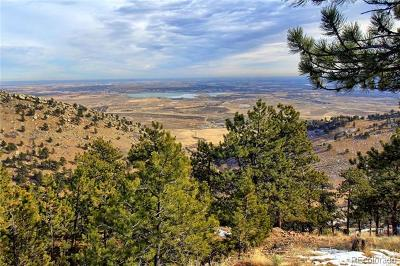 Boulder Residential Lots & Land Active: 6109 Red Hill Road