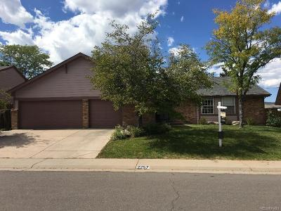 Lakewood CO Single Family Home Active: $629,900