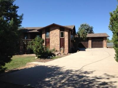 Arvada Single Family Home Under Contract: 11021 West 72nd Avenue