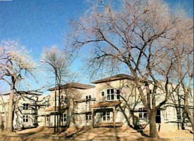 Boulder County Condo/Townhouse Active: 3380 Folsom Street #210
