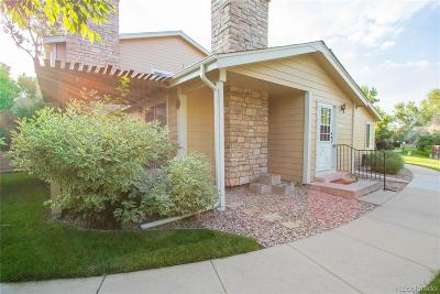 Arvada Condo/Townhouse Under Contract: 8426 Everett Way #A