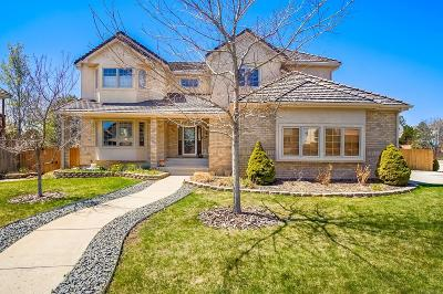 Arvada Single Family Home Under Contract: 7099 Russell Court