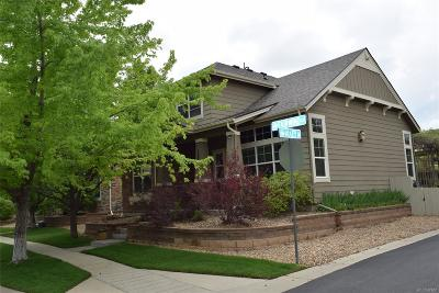 Broomfield Single Family Home Under Contract: 14053 Fairwind Lane