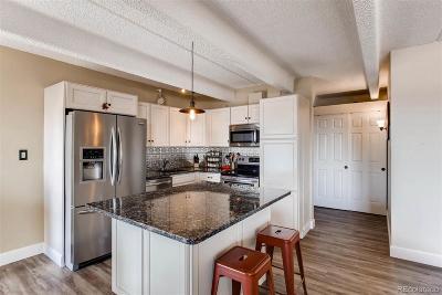 Condo/Townhouse Under Contract: 1365 Columbine Street #506