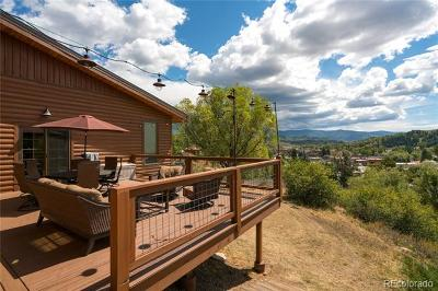 Steamboat Springs Single Family Home Active: 1245 Crawford Avenue