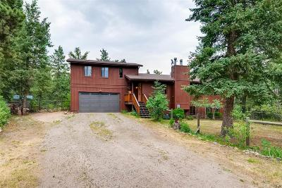 Conifer Single Family Home Under Contract: 25531 Mosier Circle