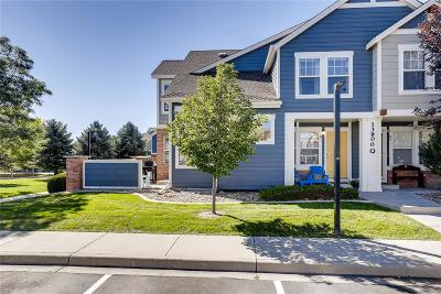 Broomfield Condo/Townhouse Under Contract: 13900 Lake Song Lane #Q1