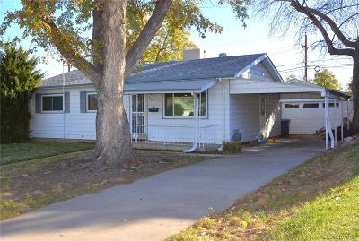Denver Single Family Home Active: 1830 South Tennyson Street