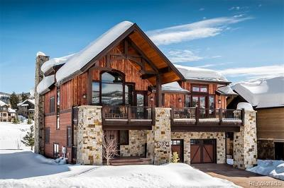 Steamboat Springs CO Single Family Home Active: $2,495,000