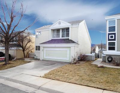 Single Family Home Under Contract: 2667 South Deframe Circle
