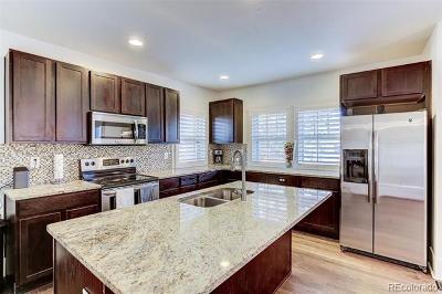 Denver Single Family Home Active: 2587 Cherry Street