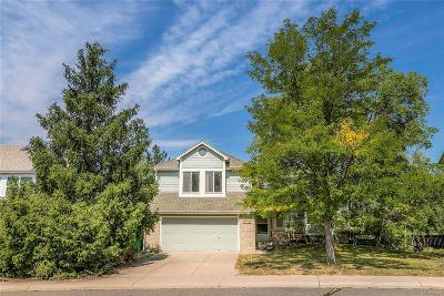 Aurora Single Family Home Active: 3635 South Truckee Way
