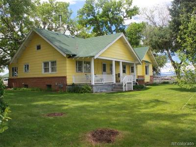 Erie Single Family Home Active: 698 State Highway 52
