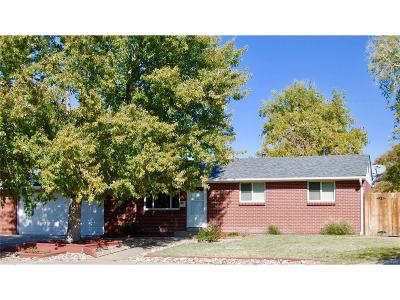 Arvada Single Family Home Active: 6807 West 53rd Place