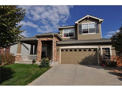 Broomfield Single Family Home Active: 13340 Red Deer Trail