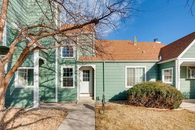 Lakewood Condo/Townhouse Under Contract: 1919 South Balsam Street