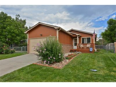 Berthoud Single Family Home Under Contract: 532 Redwood Circle