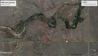Elbert County Residential Lots & Land Active: 400 Acres Elbert County
