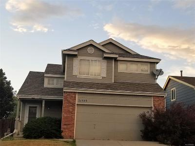 Centennial Single Family Home Under Contract: 21589 East Crestridge Place