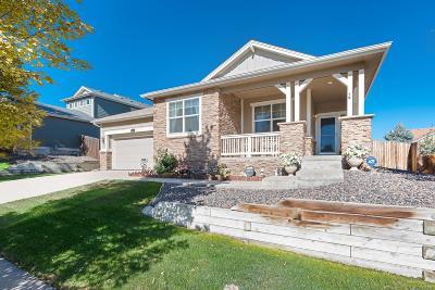 Commerce City Single Family Home Active: 9891 Jasper Drive