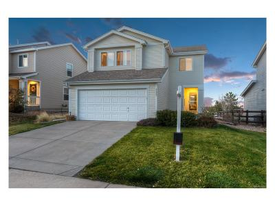 Douglas County Single Family Home Under Contract: 9807 Marmot Ridge Circle