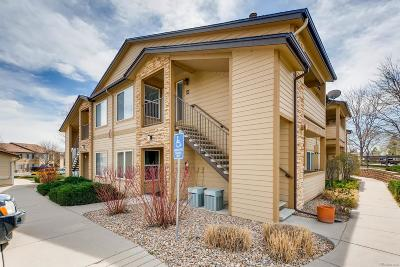 Littleton Condo/Townhouse Active: 4875 South Balsam Way #1-202