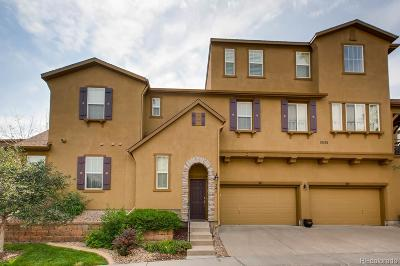 Highlands Ranch Condo/Townhouse Active: 10576 Parkington Lane #34B
