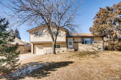 Northglenn Single Family Home Active: 10951 Acoma Street