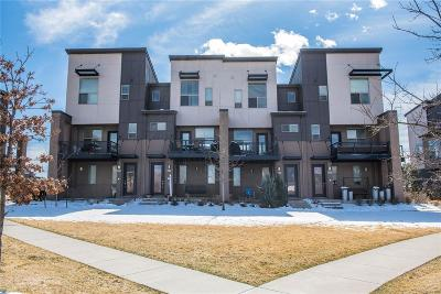 Denver Condo/Townhouse Active: 8250 East 24th Drive