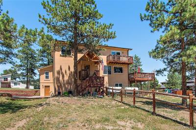 Evergreen Single Family Home Active: 7012 Silverhorn Drive