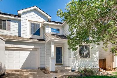 Littleton Single Family Home Active: 9489 West Ute Drive