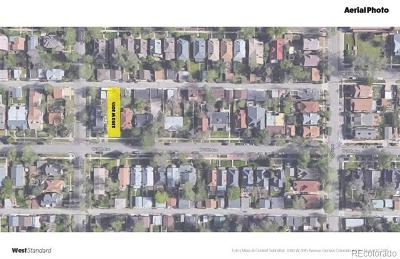 Residential Lots & Land Active: 3393 West 30th Avenue