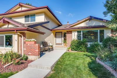 Centennial Single Family Home Active: 6210 South Grape Court