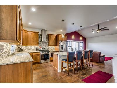 Kiowa Single Family Home Under Contract: 13990 Long View Circle