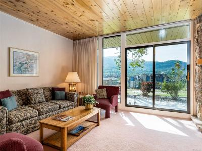 Steamboat Springs CO Condo/Townhouse Under Contract: $428,000