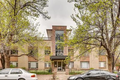 Cheeseman & Moffat, Cheeseman Park, Cheesman Park Condo/Townhouse Active: 1375 North Williams Street #unit 205