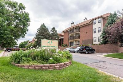 Aurora Condo/Townhouse Active: 13950 East Oxford Place #A108
