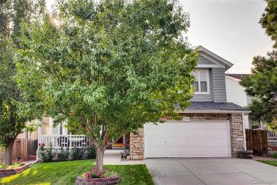 Parker Single Family Home Under Contract: 10469 Winterflower Way