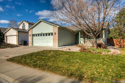 Longmont Single Family Home Active: 2128 23rd Avenue