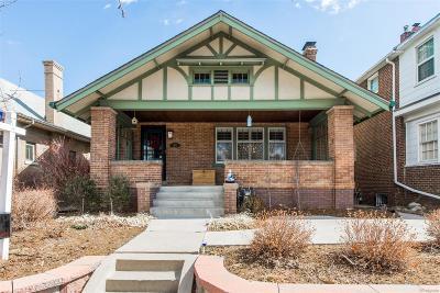 Single Family Home Active: 1406 Monroe Street