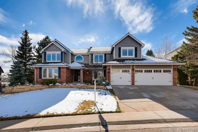 Highlands Ranch, Lone Tree Single Family Home Active: 9473 Pinyon Trail