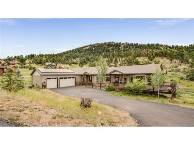 Evergreen Single Family Home Under Contract: 6280 Arapahoe Drive