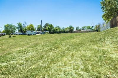 Lakewood Residential Lots & Land Active: 5540 West 6th Avenue