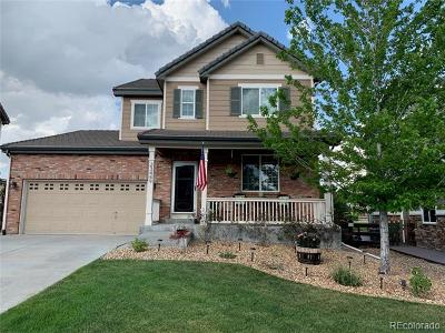 Aurora Single Family Home Active: 23449 East Briarwood Place